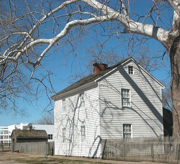 Harmonist Lenz House